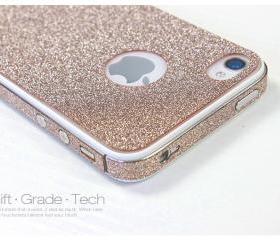 SPARKLING IPHONE 4 AND 4S HIGH QUALITY STICKER 116