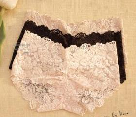 SEX SEE-THROUGH LACE PANTIES 118