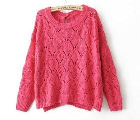 SPRING WEAR KNIT CARDIGAN 127