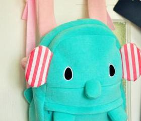 BABY ELEPHANT BACKPACK [212]